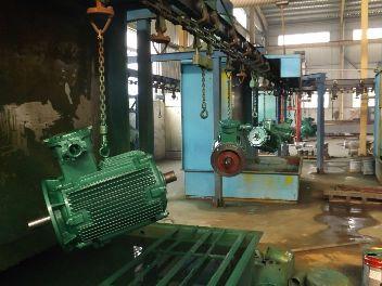 Y系列电动机生产线