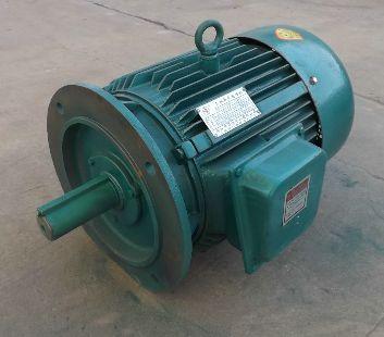 Y160M2-2三相异步电动机(侧面)